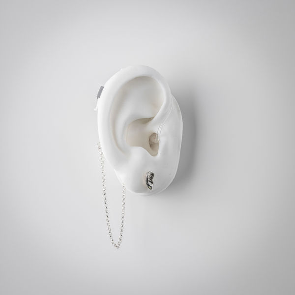 Hearing Ear - Hearing Aid Jewelry